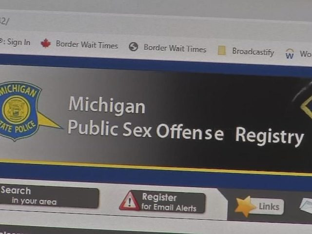 MI: Lawsuit against state's Sex Offense Registry Act enters final judgment